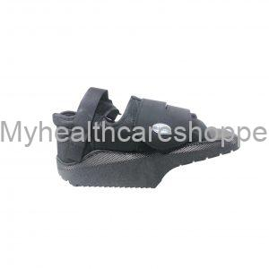 Ortho Wedge Shoe (Square Toe)