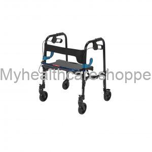 Transport Rollator Walker